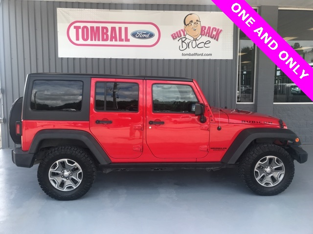 Pre Owned 2015 Jeep Wrangler Unlimited Unlimited Rubicon