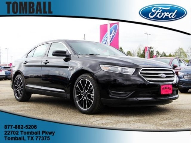 new 2018 ford taurus sel 4d sedan in tomball g111804 tomball ford