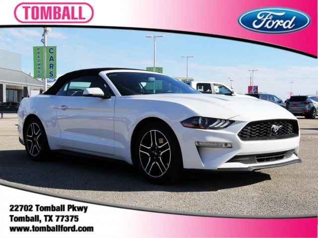Certified Pre-Owned 2018 Ford Mustang
