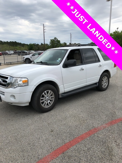 Pre-Owned 2014 Ford Expedition