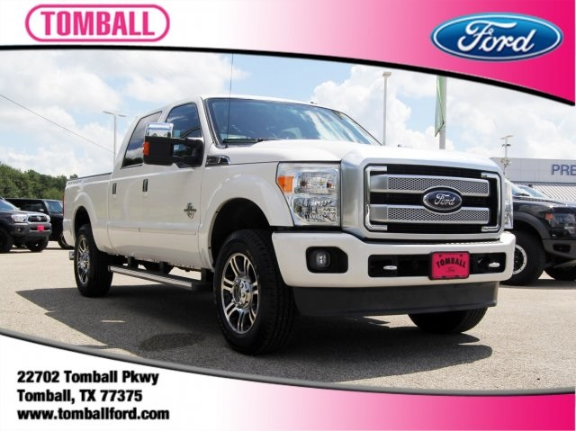 2016 Ford F250 >> Pre Owned 2016 Ford Super Duty F 250 Srw Platinum 4d Crew Cab In