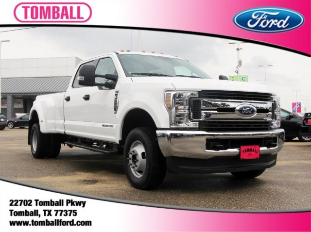 Pre-Owned 2019 Ford Super Duty F-350 DRW XLT