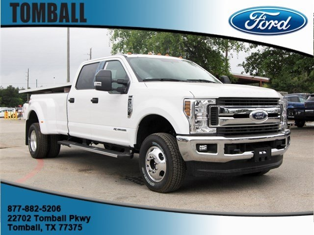 New 2019 Ford Super Duty F-350 DRW XLT