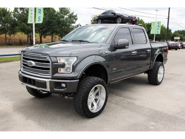 Pre Owned 2016 Ford F 150 Limited