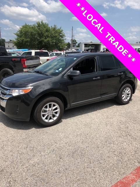 2014 Ford Edge Se >> Pre Owned 2014 Ford Edge Se 4d Sport Utility In Tomball Ebb29732