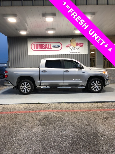 Pre Owned 2017 Toyota Tundra Limited