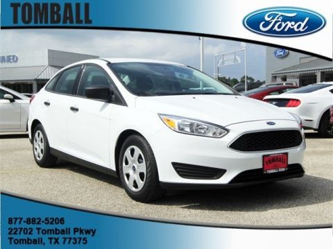 New 2018 Ford Focus S