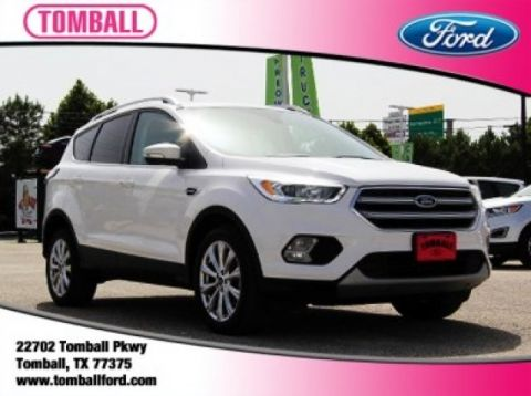 Certified Pre Owned  Ford Escape Titanium
