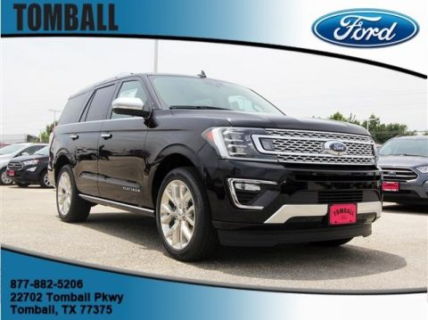 New 2019 Ford Expedition Platinum