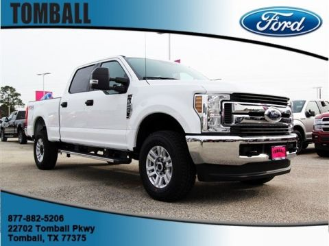 New 2019 Ford Super Duty F-250 SRW XL
