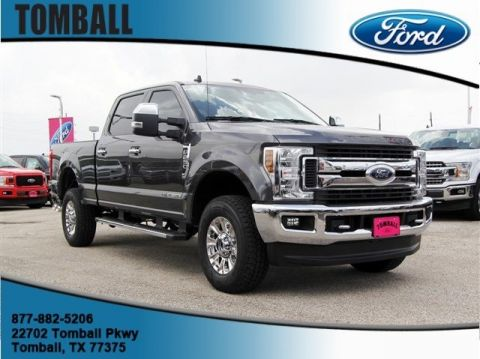 New 2019 Ford Super Duty F-250 SRW XLT