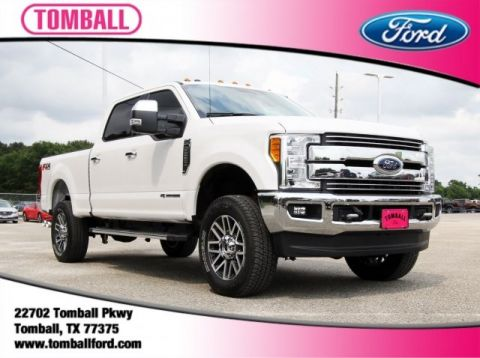Certified Pre Owned 2017 Ford Super Duty F 250 Srw Lariat
