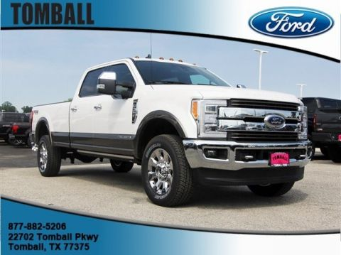 New 2019 Ford Super Duty F-350 SRW King Ranch